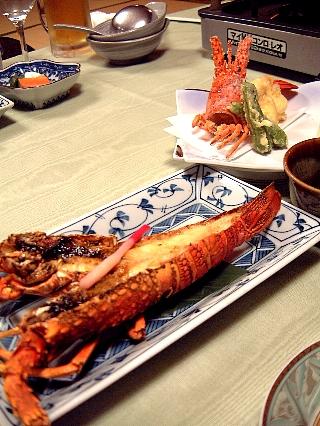 聚楽の夕食06