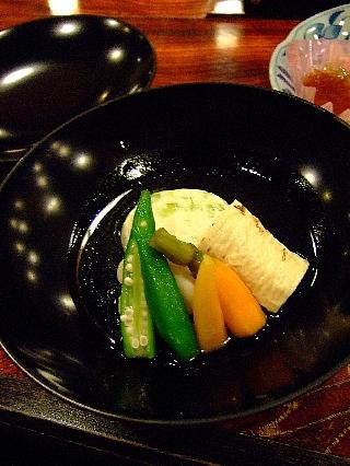 080802焼岳夕食03