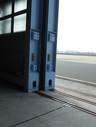 ANA機体整備工場見学14re