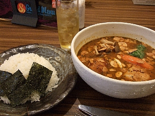 東京らっきょスープカレー01