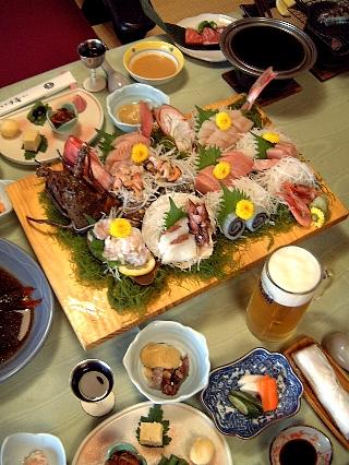 聚楽の夕食02