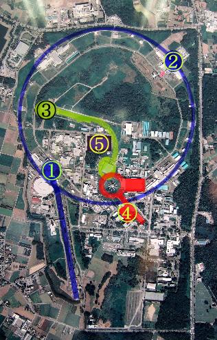 08つくばmap01見学全図