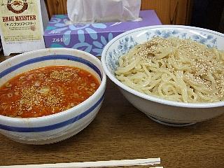 麺屋哲担々つけ麺01