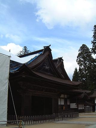 金剛峯寺講堂