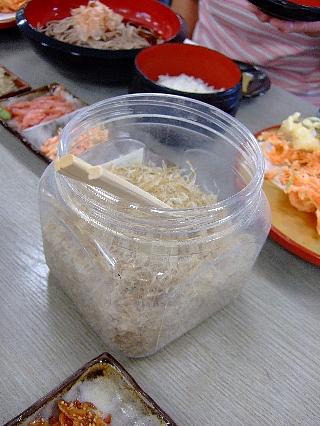 桜エビ昼食05