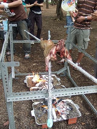羊丸焼き02(腹面)