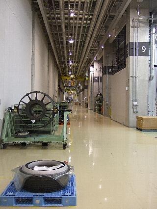 ANAエンジン整備工場見学01