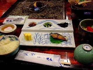0802焼岳朝食01