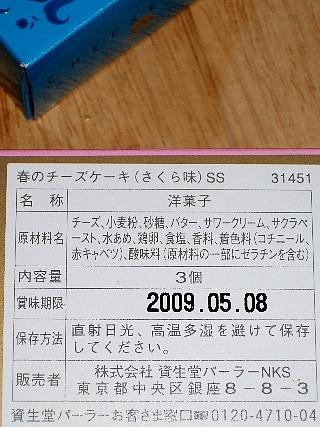 資生堂チーズケーキ03