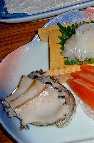 奥尻緑館夕食1日目03b