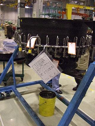 ANAエンジン整備工場見学08