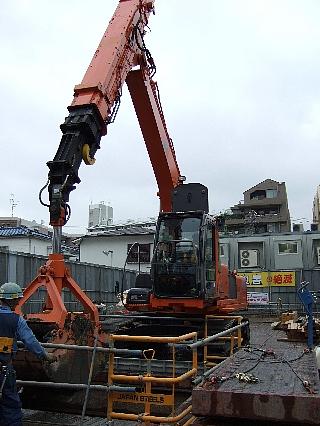 13号地下鉄工事現場見学03