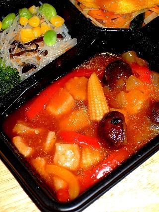 スマートデリ酢豚07