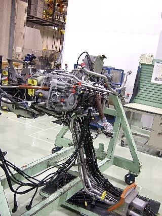 ANAエンジン整備工場見学10