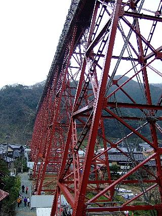 余部鉄橋10