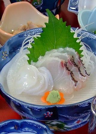飛島夕食10