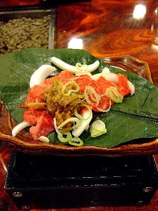 080801焼岳夕食12