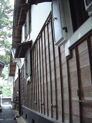13蔵外壁