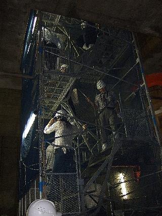 13号地下鉄工事現場見学06a