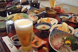 0405中屋夕食