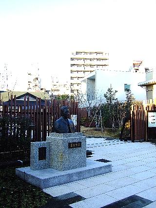 漱石公園01