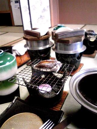 聚楽の夕食08