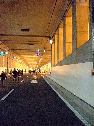 トンネルウォーク08