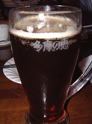 060912福生のビール小屋03
