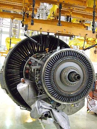 ANAエンジン整備工場見学18
