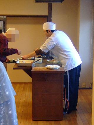 日間賀観光ホテル朝食02