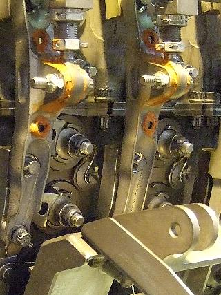 ANAエンジン整備工場見学24