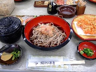 桜エビ昼食01