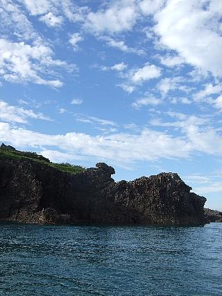 岩礁観光10