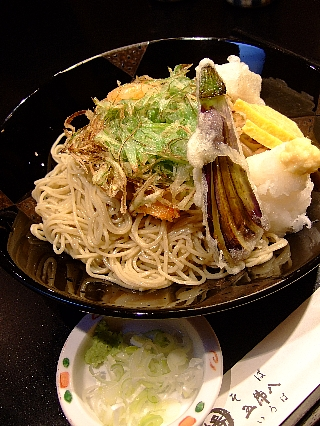 ぶっかけ蕎麦02