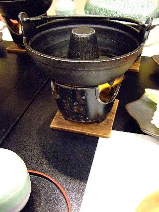 松茸尽くし04a(米沢牛しゃぶ)