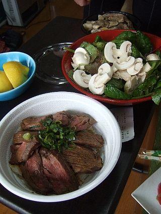 肉グルメ博料理02