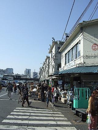 築地市場13