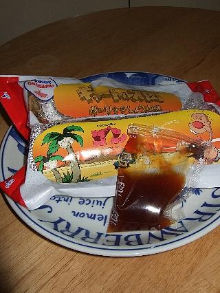 ギャートルズ肉大蒜醤油味01