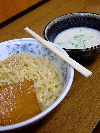 豆乳つけ麺02