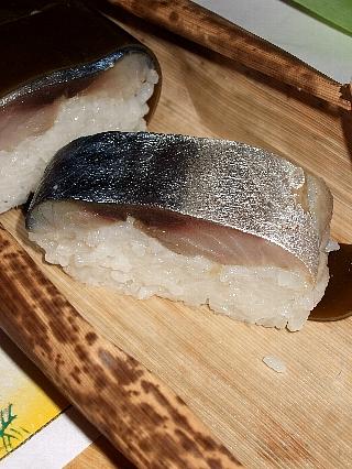 いずう鯖寿司04