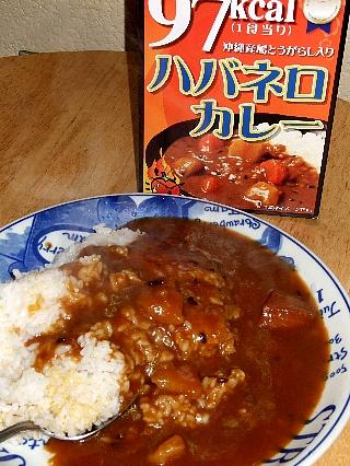 沖縄ハバネロカレー01