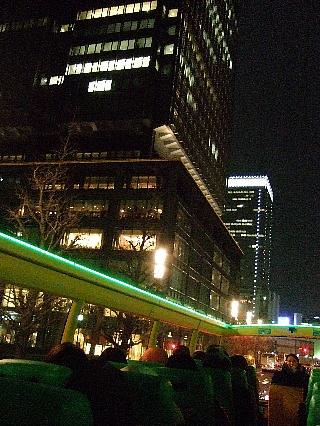 夜桜バスツアー12