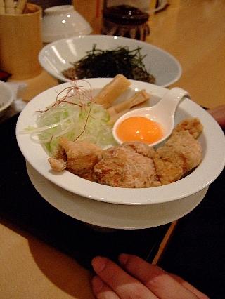 つけ蕎麦安土07