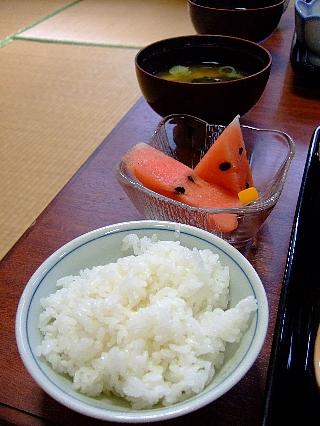 飛島朝食08