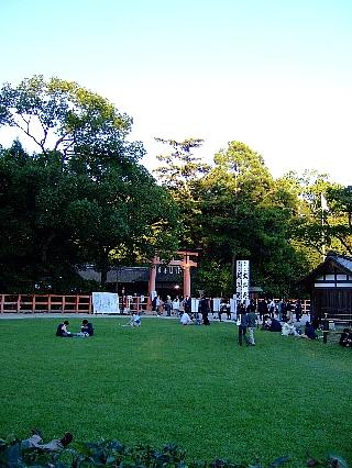 観月の夕べ02a(上賀茂神社)