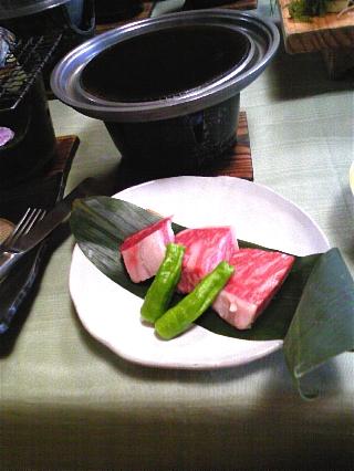 聚楽の夕食09