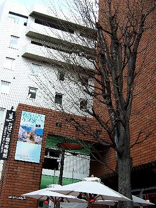 たばこと塩の博物館01