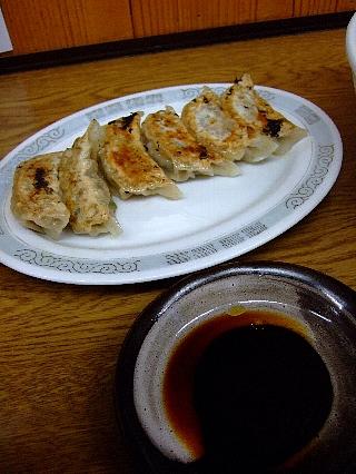 麺屋哲の餃子01