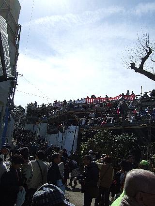 御柱祭り04