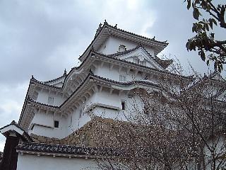 姫路城(天守閣)